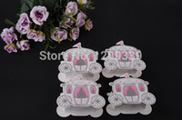 baby boxs - Wedding candy boxs baby shower candy boxs party Fairytale Princess Carriage Favor Boxes candy boxs