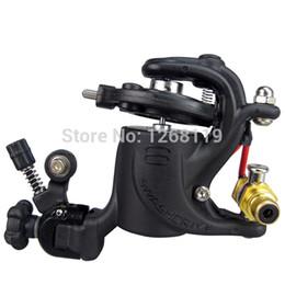 Wholesale Rotary Tattoo Machine Gun Swashdrive Gen Dragonfly Style Watt Strong Motor M628 Black