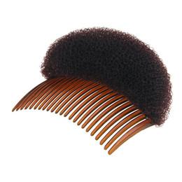 Wholesale Women Hair Styling Clip Bumpits Hair Volumizing Inserts Bun Maker Braid Tool Hair Pump Beauty Accessories