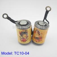 Wholesale mm Wrap Tattoo Coils For Tattoo Machine Gun Power Set Kit Supply TC10