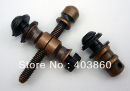 Wholesale Professional Custom Tattoo Machine Brass Binding Post M4 Set Front amp Rear Binder high quality hot sale