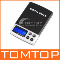 Wholesale Digital scales Scale weigh balance jewelry pocket bit LCD display g x g H26