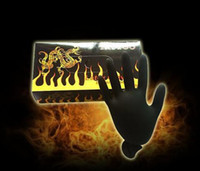 tattoo gloves - Brand new pairs of disposable black tattoo gloves