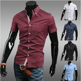 Short Sleeve Dress Shirts Men Samples, Short Sleeve Dress Shirts ...