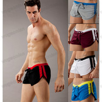 Wholesale Hot Sale Leisure Men s Sports Sexy Tennis Shorts Swimming Trunks