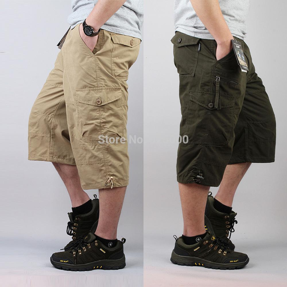 Wholesale-Fashion Designer Bermudas Camo Work Pockets Outdoor Work ...