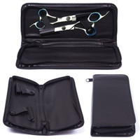 Cheap Wholesale-New Salon Barber Hair Scissors Professional Bag Comb Tool Storage Pouch Case #61892