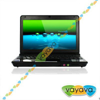 Wholesale S30 inch netbook mini laptop with Intel Atom Processor WiFi White Black Pink X220 ZT DHL