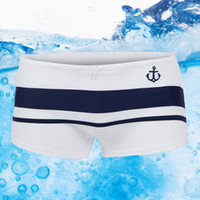Wholesale Brand swimwear swimsuit men Trunks Swimming Boxers For Man plus size mens swimwear HY03