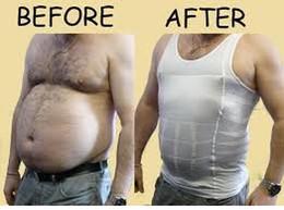 Wholesale Slimming Tummy Waist Body Shaper Wrap Belt Girdle Sauna mens underwear Compression vest shirt hot shapers