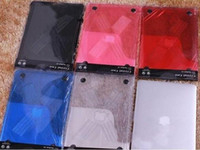 Wholesale See through Hard case for notebook laptop macbook Air