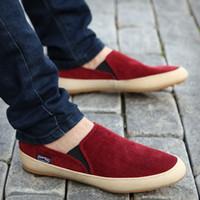 canvas shoes - Men Shoes Summer Canvas Shoes Fashion Sneakers Men Flats Free Run Loafers Breathable Shoes Men