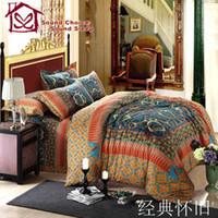 bedding thread count - THREAD COUNT BEDDING SET DUVET COVER ONE FLAT SHEET DUVET SET