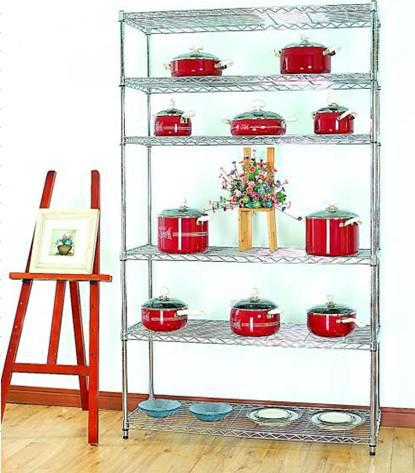 Chrome Storage Rack Storage Racks Amp