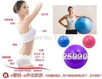Wholesale YOGA BALLS GYMNASTIC BALLS PRACTICE BALLS cm deflated size Hot selling