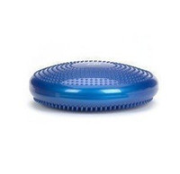 athletic training tools - Fit Core Balance Disc Cushion Athletic Full body Workout Sport and Training Tool yoga Balance Home Balance Trainer pilates