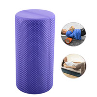 Wholesale Yoga Block inch Brick Pilates EVA Foaming Foam Roller Home Exercise Practice Fitness Gym Body Building