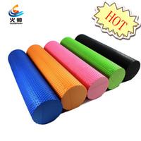balance shaft belt - Belt massage floating point yoga column balancing stick foam shaft column yoga stick fitness