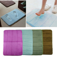 amazing mat - Amazing New Slip resistant Bath Mat Coral Fleece Mat Doormat Carpet Bedroom Floor Pad Bath Mat