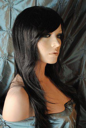 "Wholesale - 2011 New Celebrity Hairstyle 16"" Silky Straight #2/4 Swiss ..."