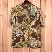 Cheap floral shirt Best casual silk