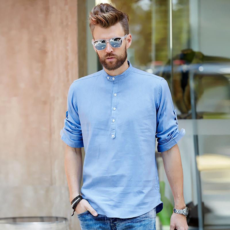 Where to Buy Designer Linen Shirts For Men Online? Where Can I Buy ...