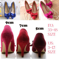 Womens Dress Shoes, Cheap Red High Heel Shoes Ericdress.com