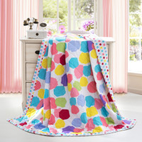 Cheap Wholesale-Home textile cotton patch work quilt reactive printing environmental protection summer quilt blanket comforter bedspreads