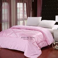 Wholesale new Jacquard fabrics quilts summer blanket sheet Home Textile Patchwork quilts duvet set comforter set bed linen quilted