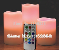 aladdin color - Aromatherapy candles smokeless small Romantic creative candle color fruit color candles valentine day flame aladdin lamp