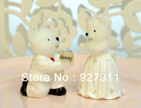 bears work - Romantic Classics propose candles set Smokeless art bears candles wedding favors brand Working Fine Research