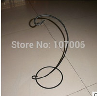american metal works - Hot popular elements of European and American rural household Decoration Wrought iron candlestick holder