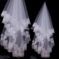 bewitched accessories - Bewitching Looking Elegant meter bridal veil bridal accessory
