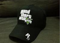 auto games - Grand Theft Auto V Game Cap for Game Player GTA V caps for men women baseball caps for men women