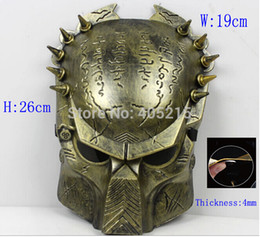 Wholesale high quality avpr lone Wolf Iron MAirsoft BB Gun mask and Army airsoft mascara Paintball Masks