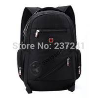 Wholesale hot SwissGear Pegasus quality goods men s travel bag men s backpack nylon black hiking backpack practical