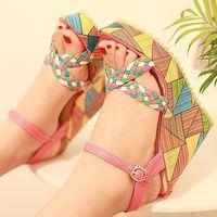 Cheap heel sandals Best platform sandals