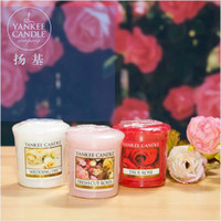 Wholesale Yankee Candle scented candles decorative for birthday valentine day wedding decoration bougies velas perfumadas