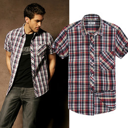 Short Sleeve Flannel Shirts For Men Is Shirt