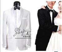al por mayor trajes de novia-ASW hombre s Romántico Traje de novia vestido de fiesta de Salón traje de Novia trajes de etiqueta cualquier color de cualquier tamaño