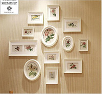 acting photos - The new oval frame photo wall frame wall household act the role ofing is tasted creative wall decoration