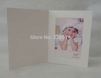 acid free cardboard - Acid free white cardboard photo folder x6 quot