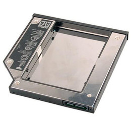 new 2nd HDD caddy f Apple MacBook MacBook pro SATA to SATA