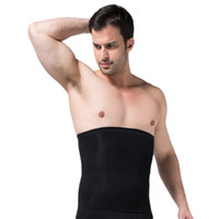 beer lose weight - Body Shaper Men Slimming Waist Trimmer Belt Corset Lose Weight Beer Belly Wrap Fat Cellulite Burner Tummy Control Stomach Girdle