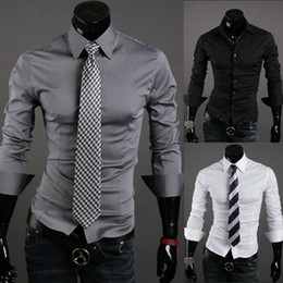 Fitted dress shirts cheap