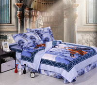 Wholesale christmas Gift cottonsets Harry Potter bedroom set anime chilrd kids bed girls boys bedding sets full twin size
