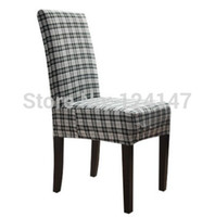 dining table and chair - standard size chair cover dining chair bundle tables and chairs set cloth hot selling dining chair cover YH003