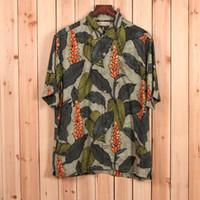 bahama t shirts - t bahama america size silk print men shirt branded M L XL