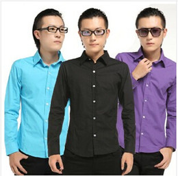 Discount Designer Dress Shirts Men Sale - 2017 Designer Dress ...