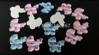 baby shower confetti - pram style hot fix rhinestones table confetti for party decoration baby shower scrapbook decoration